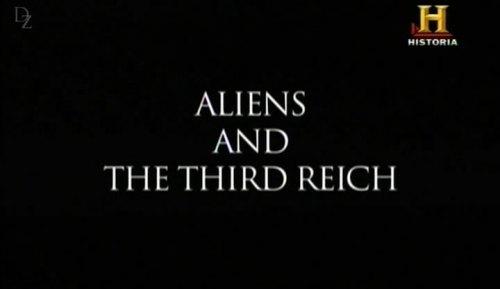 Alienígenas. En el Tercer Reich [Documental | AVI | Español | 789.01 MB]