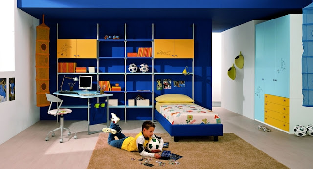 Designs For Boys Bedrooms
