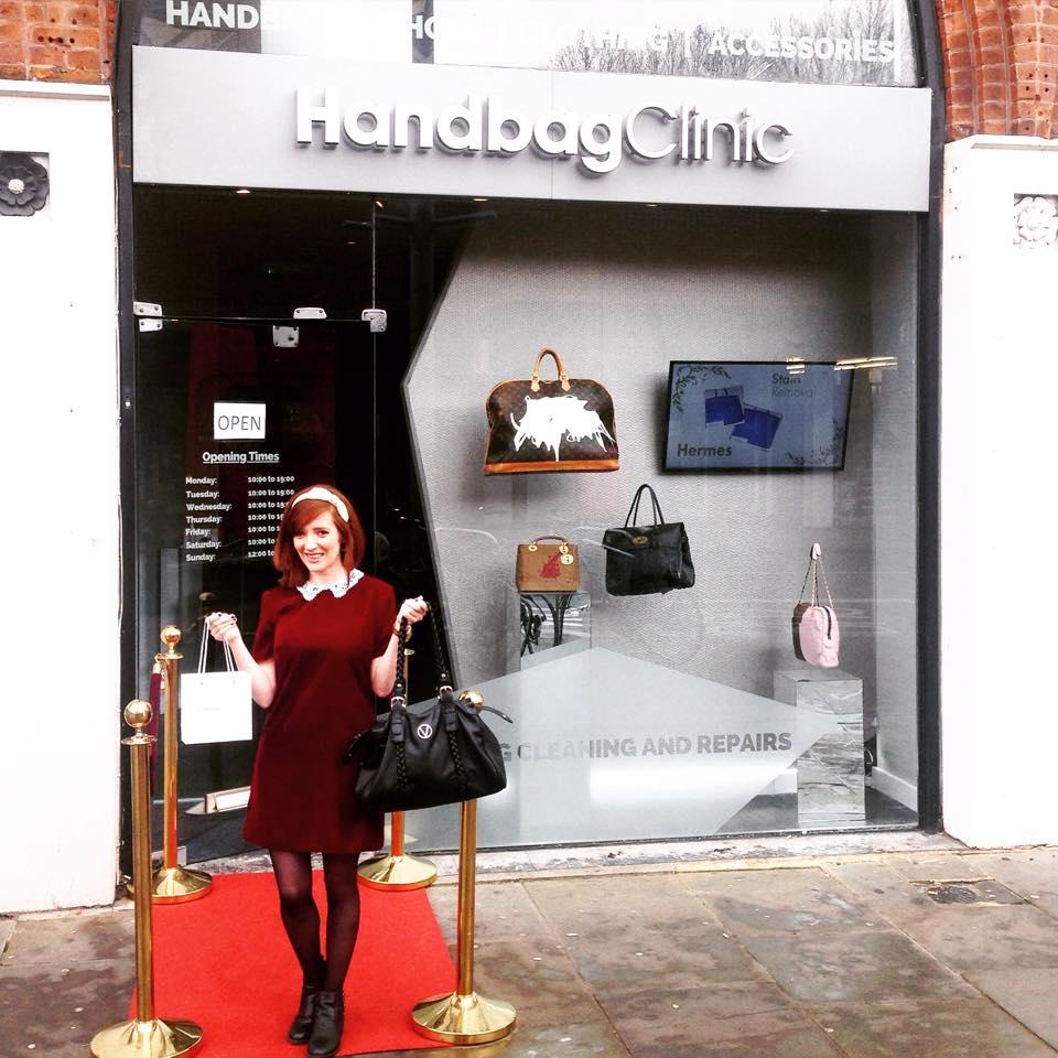 handbag clinic bec boop london
