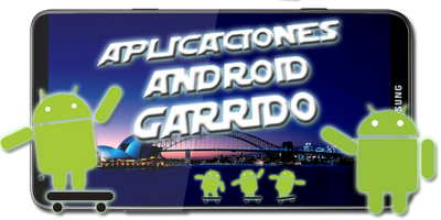 aplicaciones android garrido