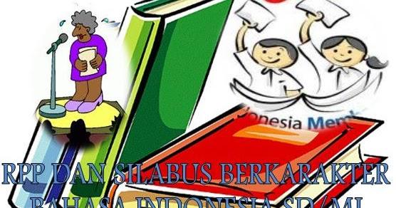 Sesame Street Download Rpp Dan Silabus Bahasa Indonesia Berkarakter Kelas 4 5 Dan 6 Sd Mi