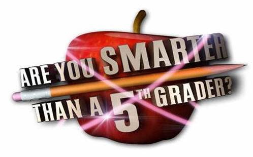 are you smarter than a 5th grader utube