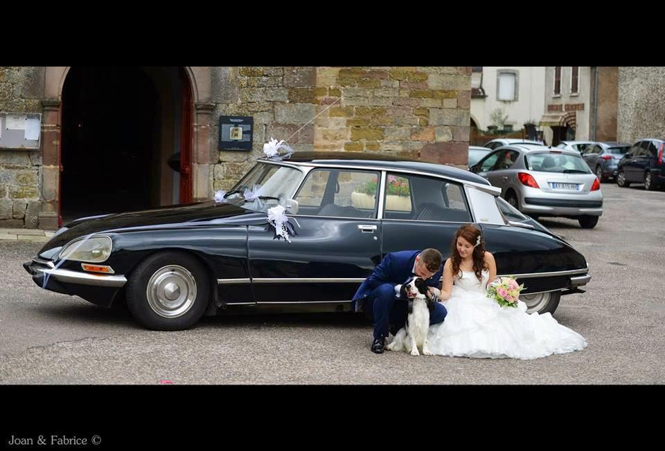 lundi 13 octobre 2014 - Location Voiture Mariage Franche Comt