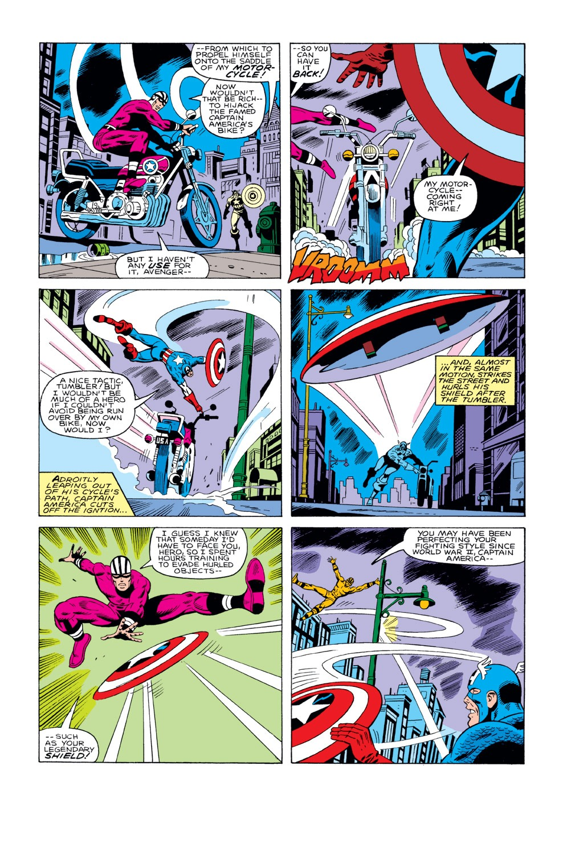 Captain America (1968) Issue #291 #207 - English 4