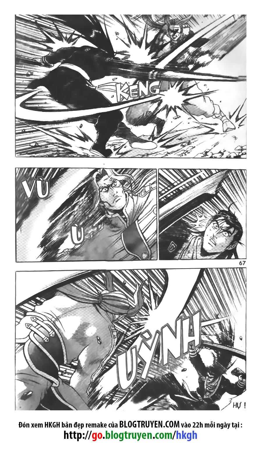 Hiệp Khách Giang Hồ chap 252 Trang 10 - Mangak.info