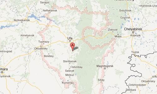 Urals_google_map