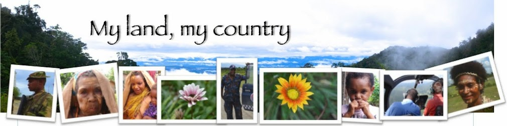 My Land, My Country