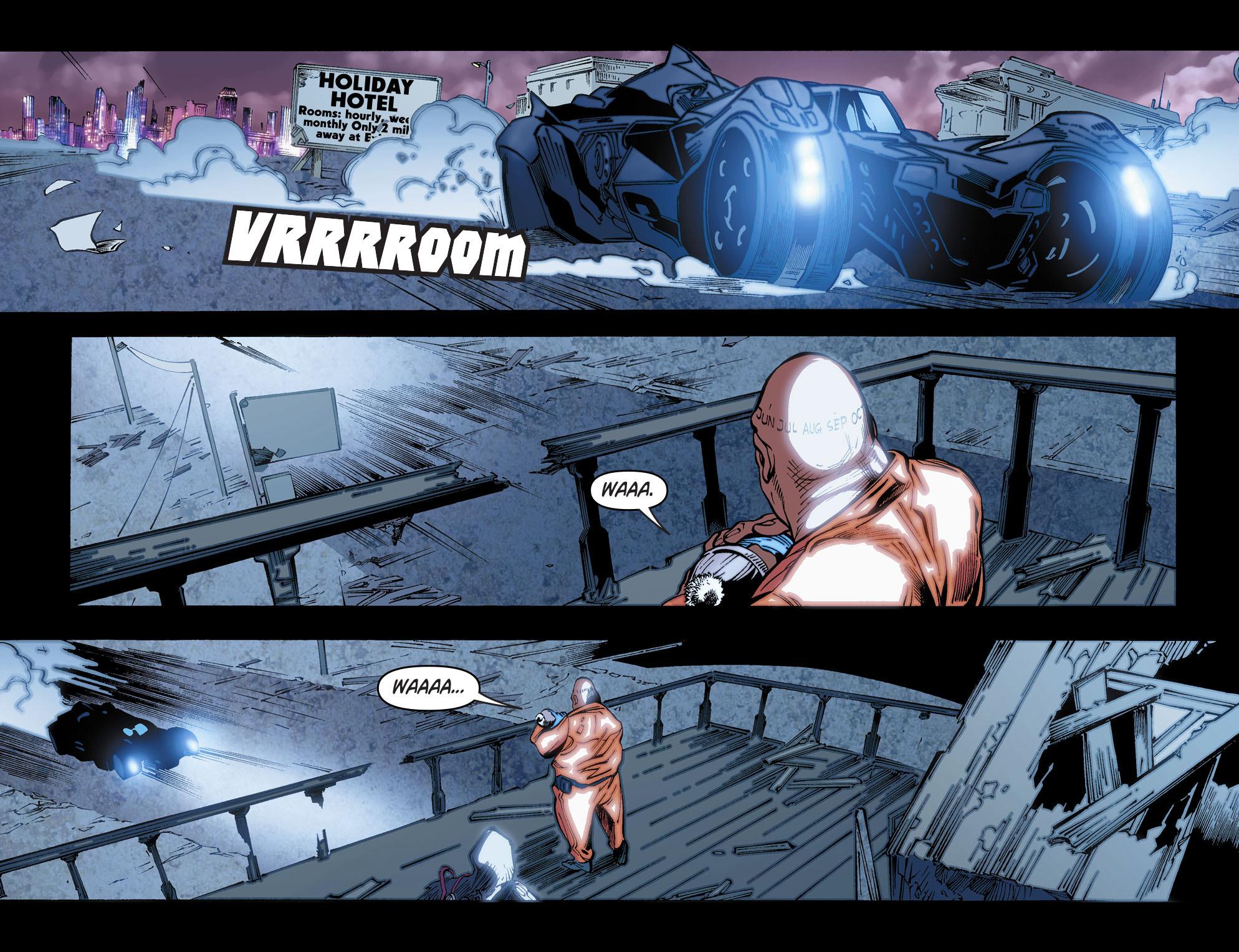Batman: Arkham Knight [I] Issue #32 #34 - English 17
