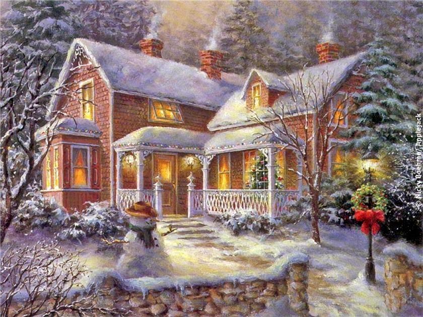 Arte cristina faleroni for Natale immagini per desktop
