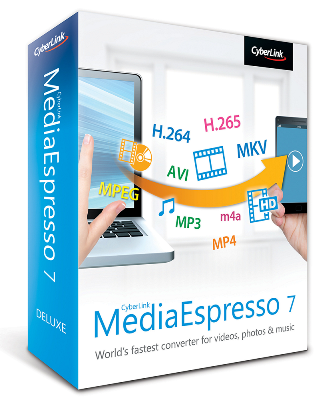 Download CyberLink MediaEspresso 7