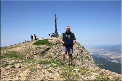 Oroel mendiaren gailurra 1.770 m. -- 2011ko maiatzaren 29an