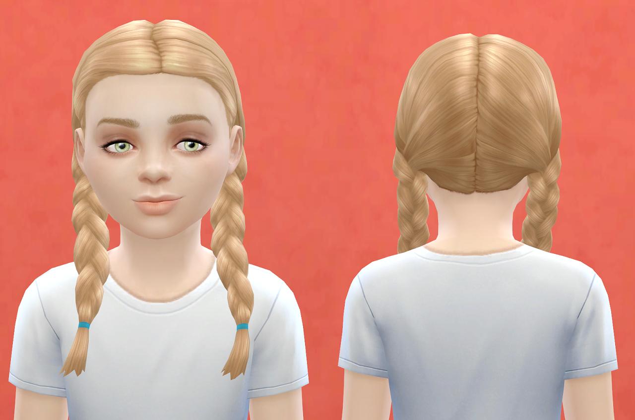 Симс 3 моды на прически детские