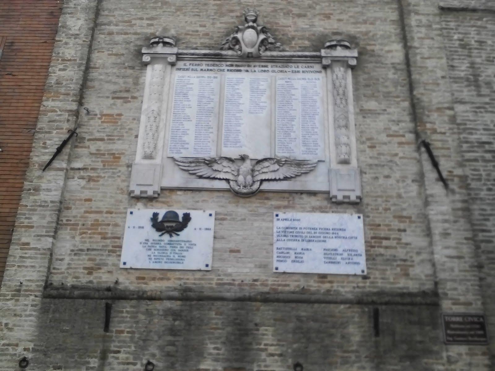 Potenza Picena 18 ottobre 2017
