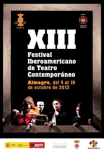 Festival Iberoamericano de Teatro Comtemporaneo de Almagro