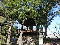 高安寺鐘楼
