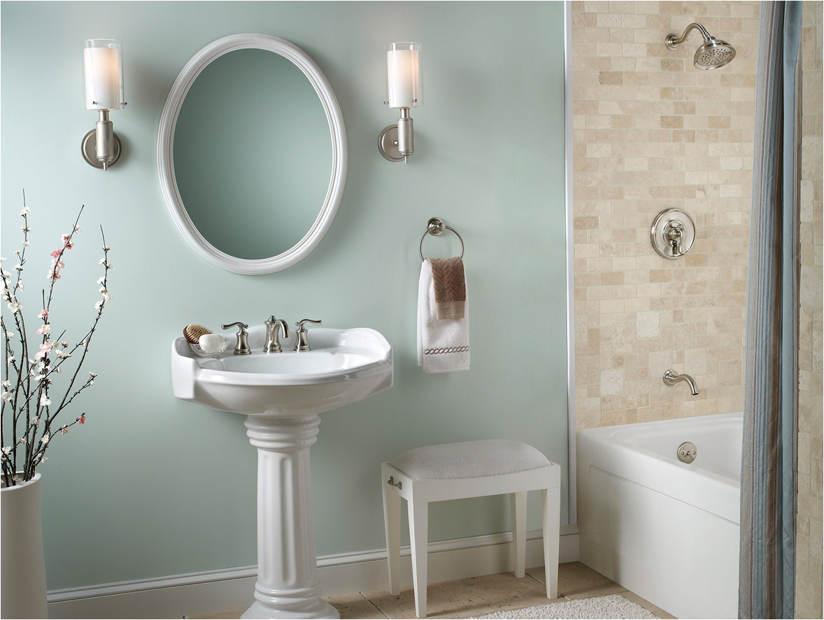 Key interiors by shinay english country bathroom design ideas for Bathroom mirror ideas for a small bathroom