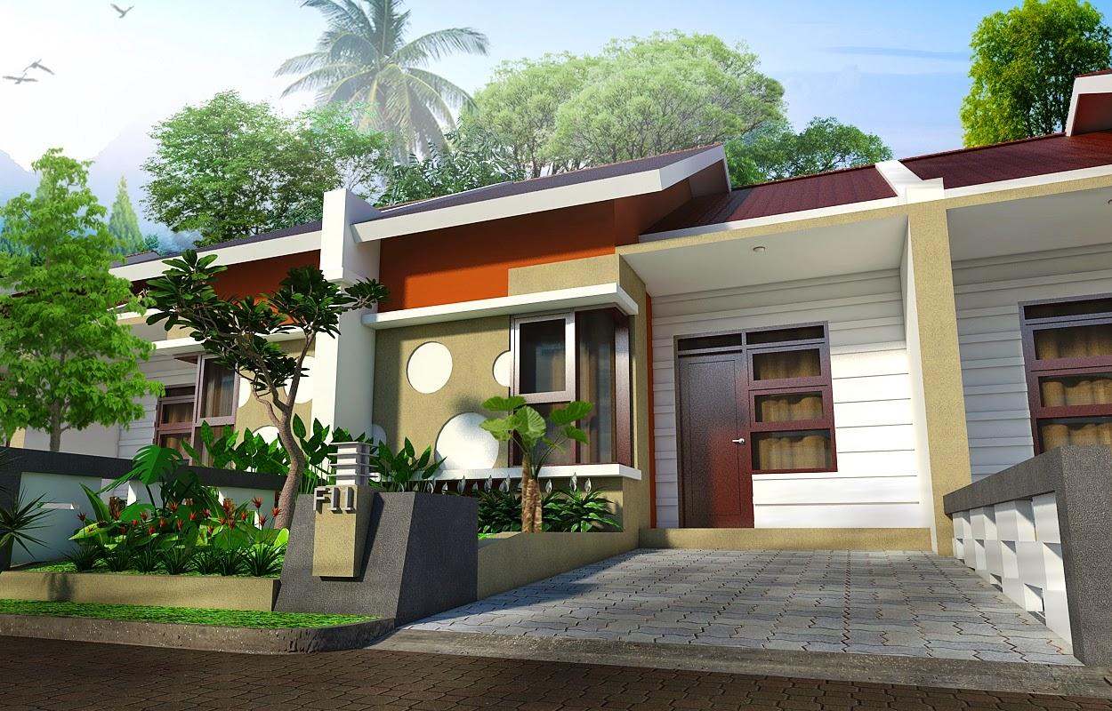 Di Jumlah Rumah Baru Di Kompleks Perumahan Jatiasih Greenwood Residence  Harga hanya Rp 435.000.000,-