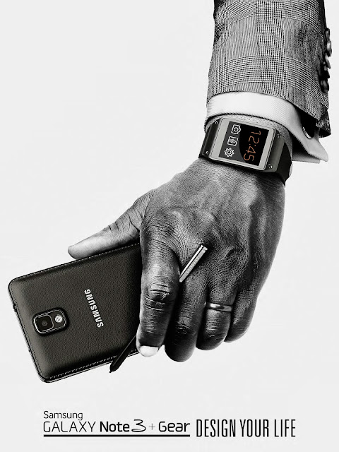 Samsung Galaxy Note 3+Gear