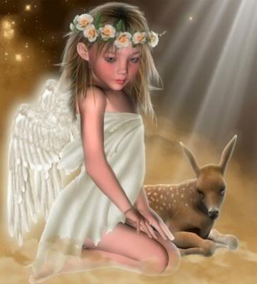 imágenes animados de ángeles