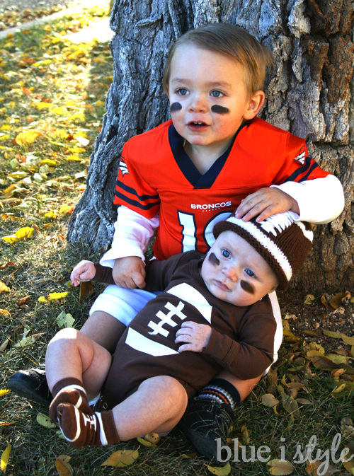 Football Brothers Halloween Costume