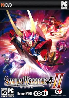 ـ تحميل لعبة SAMURAI WARRIORS 4 II على الكمبيوتر avatar.jpg