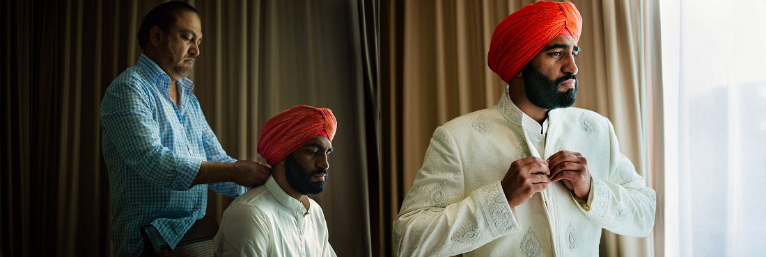 best Chicago Sikh Indian wedding photographers