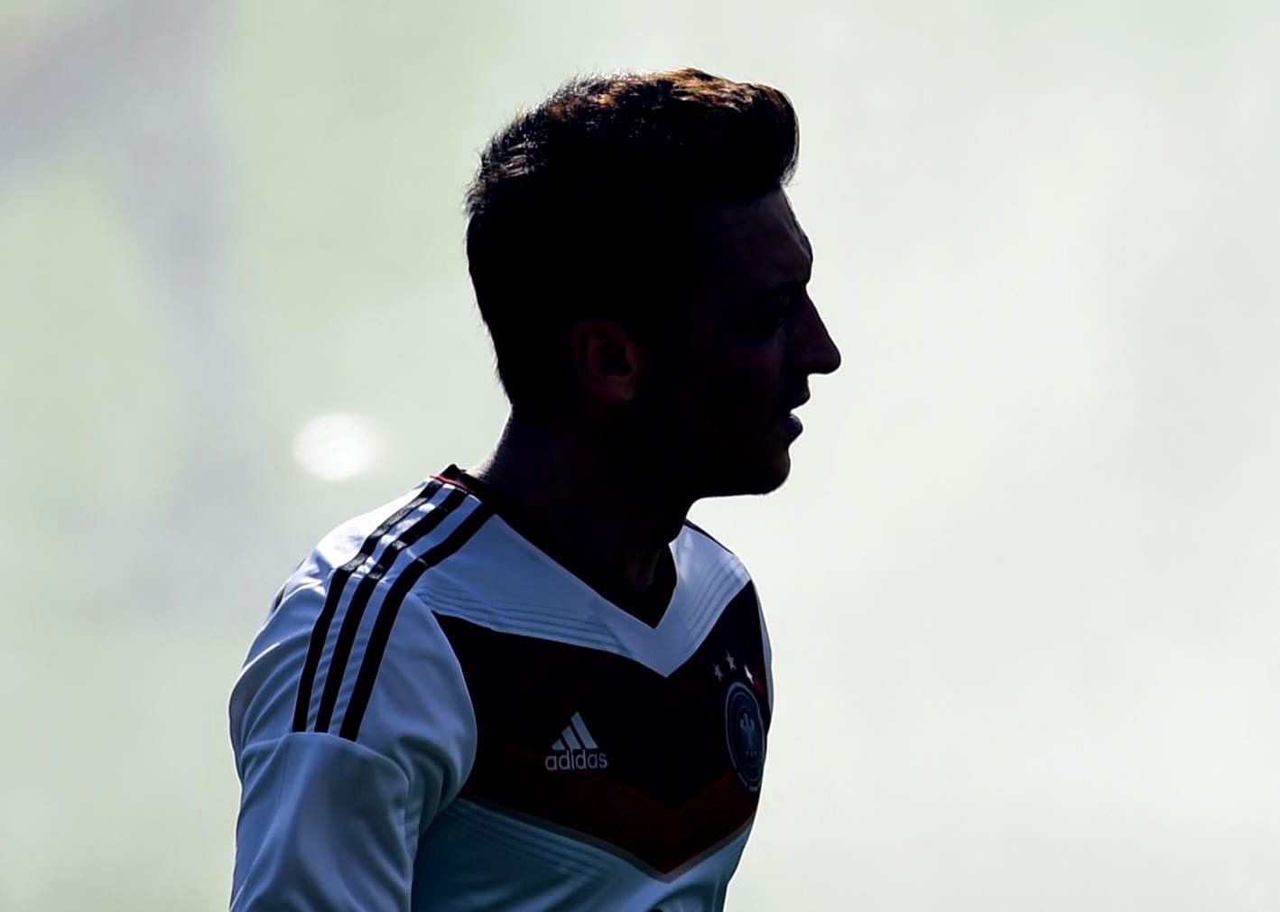 germany vs cameroon mesut ozil