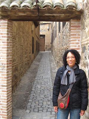 Jewish quarter in Toledo