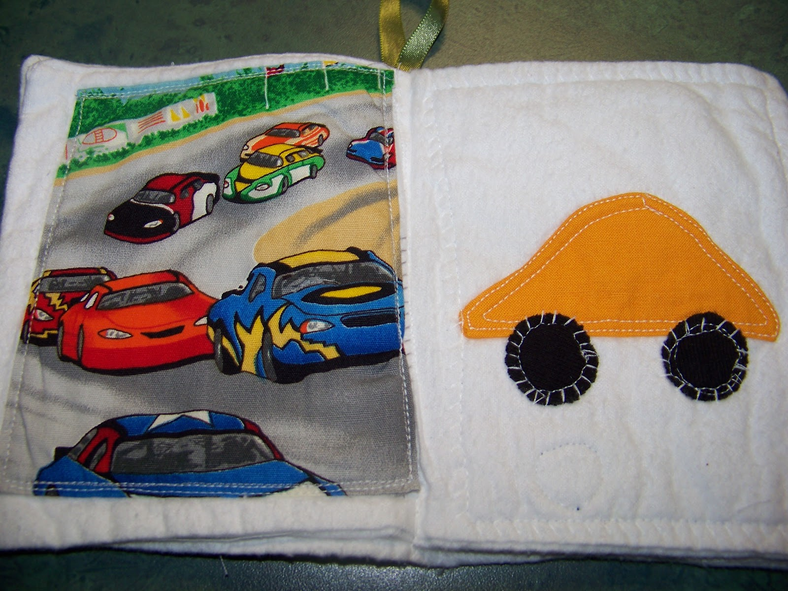 Tracy S Art Projects Crafts Soft Cloth Book