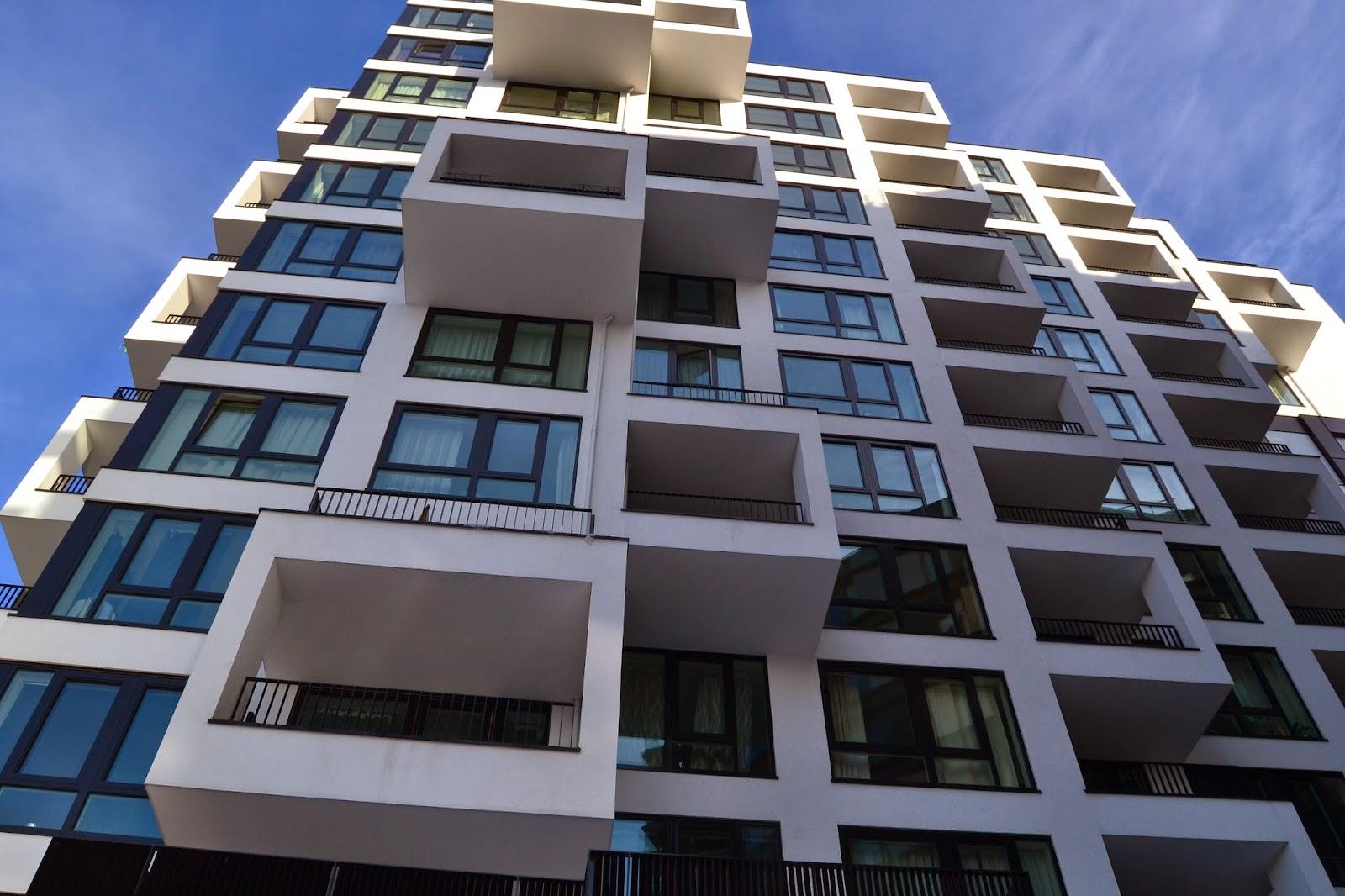 Oslo coolest apartment building