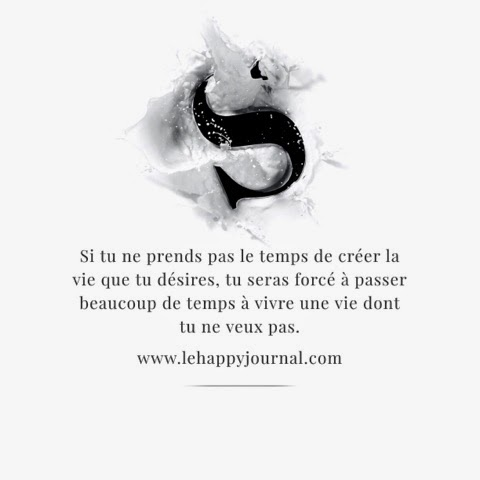 citation, proverbe, happy journal