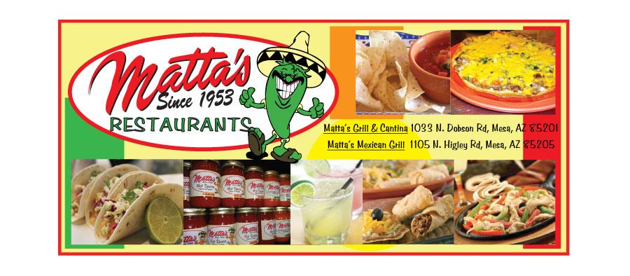 Got Matta's?