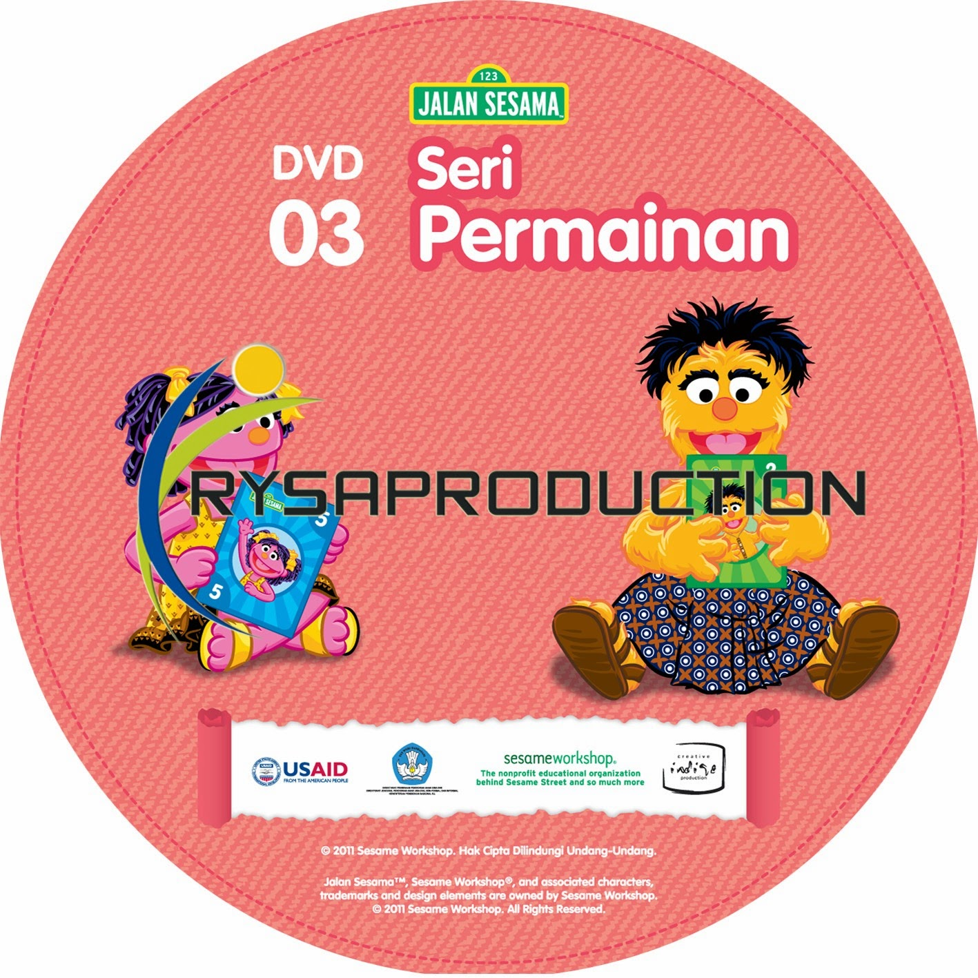 USAID Sesame Workshop