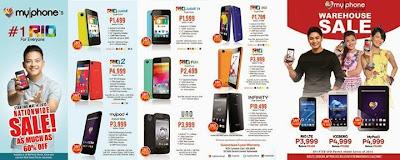 MyPhone Nationwide Sale Prices - Geeky Juan