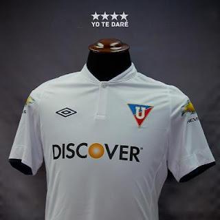 nueva camiseta liga ldu