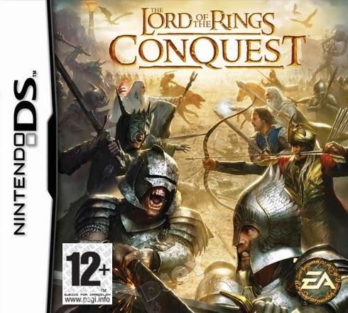 El Señor de los Anillos – La Conquista (Español) (Nintendo DS)