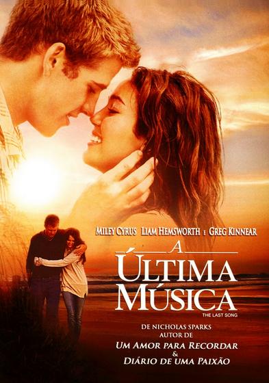 Filme A Última Música Dublado AVI DVDRip