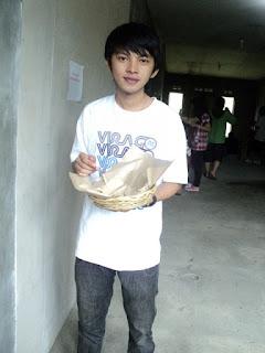 Bryant Pelleng - Photo Story : Catatan Kegiatan Pelmap Unsrat di Tomohon (16-17 Februari 2013)