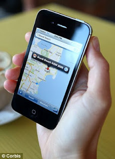Apple hopes its rumoured mapping service for the iPhone and iPad will