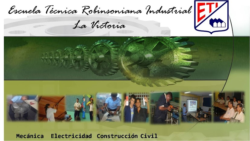 Escuela Técnica Robinsoniana Industrial La Victoria