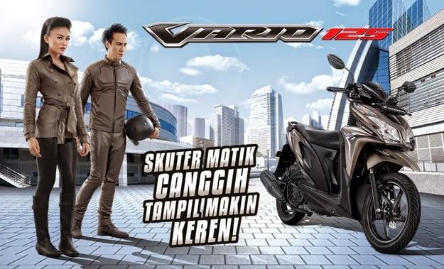 Honda Vario Techno 125 CBS ISS