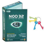 Username And Password Eset NOD32 9 Juni 2012