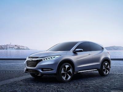 2013 Honda Urban SUV Concept