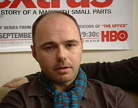 Karl Pilkington gimp