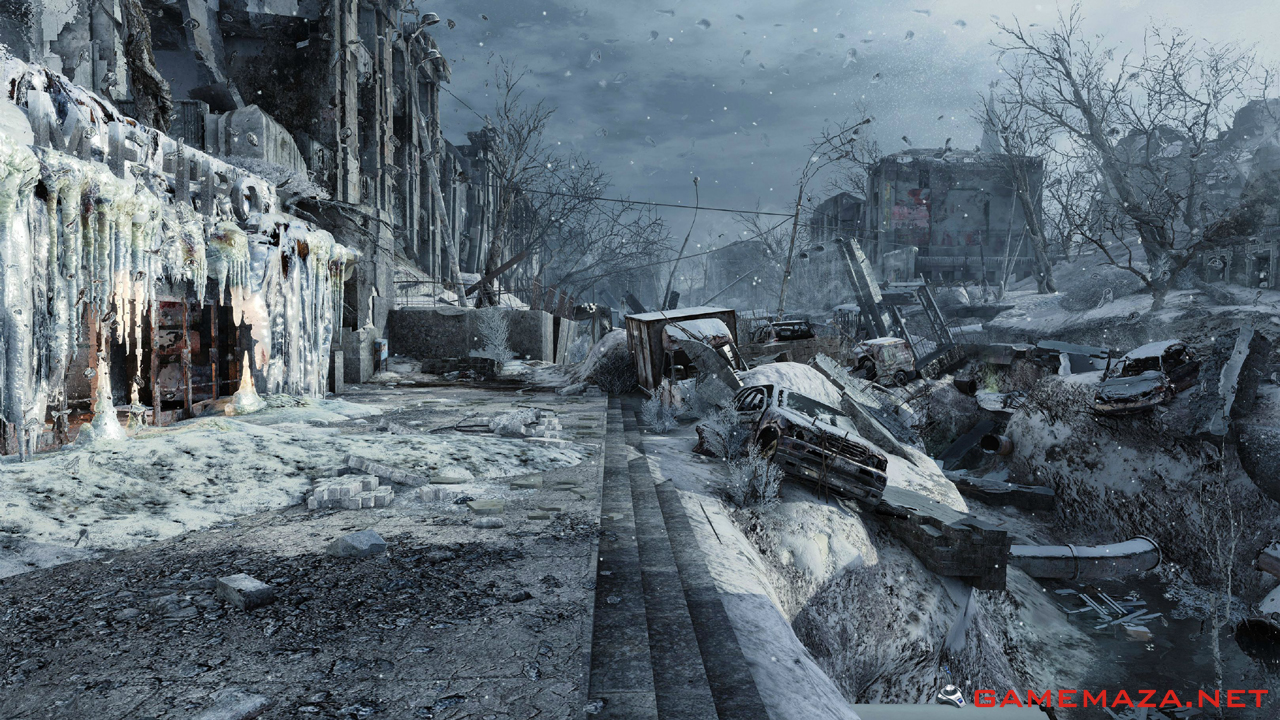 Metro 2033 Redux Free Download - Game Maza