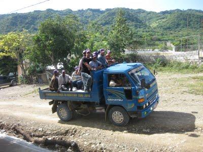 Sigue el reclamo por sus calles en Arroyo Cano