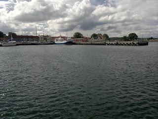 Simrishamn Stad, Vatten vy