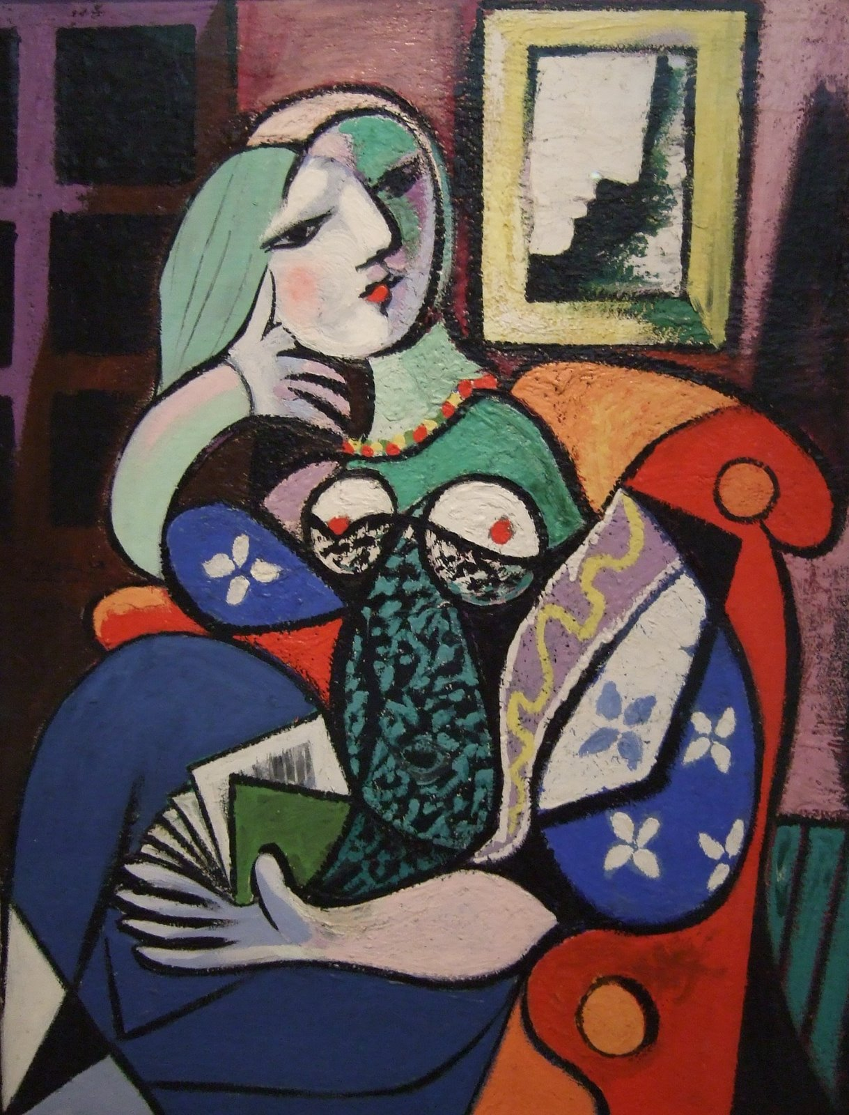 Picasso Cubist Faces Picasso paintings