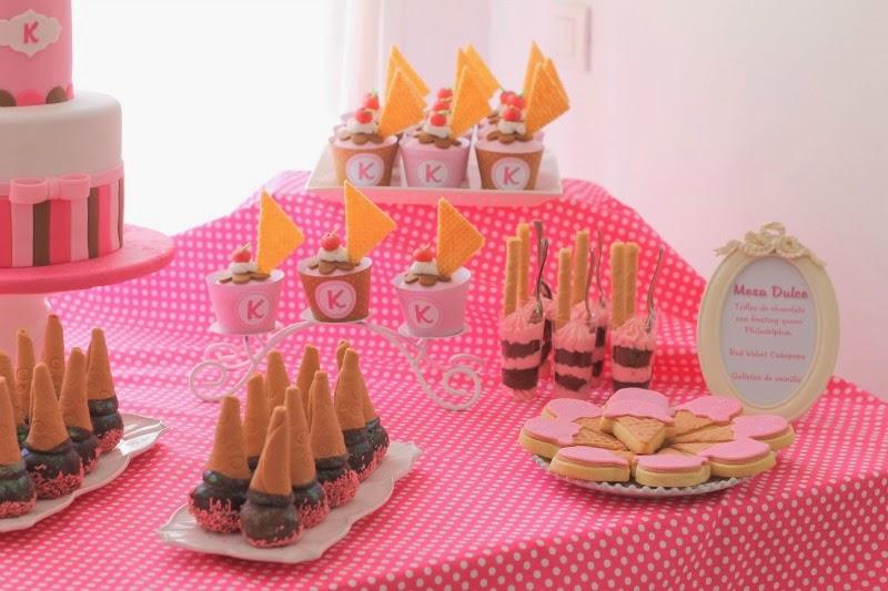 Shiny happy parties mallorca mayo 2014 - Decoracion de helados ...