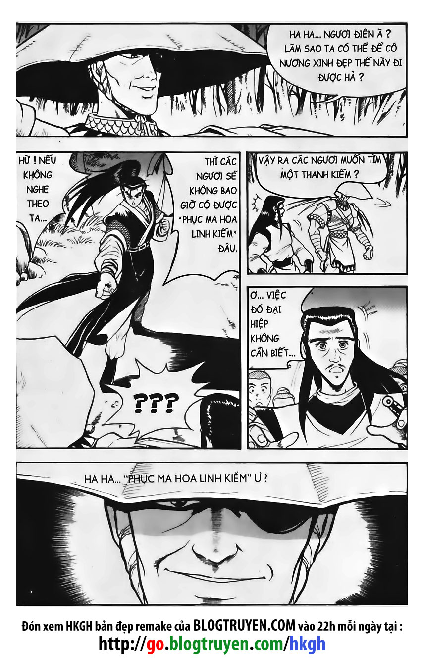 Hiệp Khách Giang Hồ chap 3 page 15 - IZTruyenTranh.com